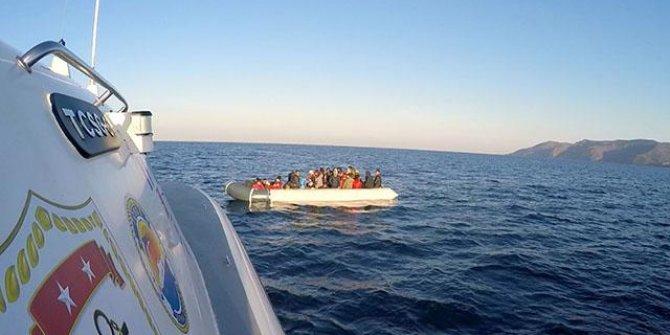 Yunanistan'ın ölüme terk ettiği 82 sığınmacı kurtarıldı