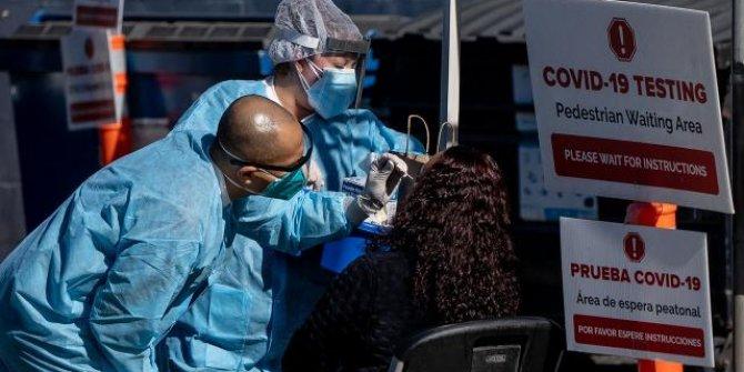 ABD'de 25 eyalette hastanelere yatışlarda artış