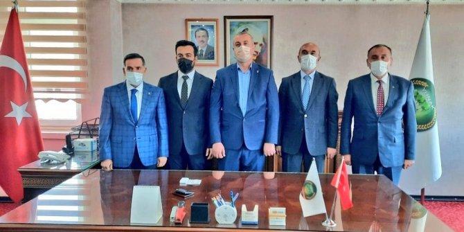 Yunak'ın Belediye Başkanı Ali Konak oldu