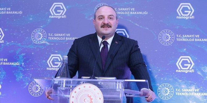 """""""Türkiye Grafeni seri üretebilen 10 ülkeden biri konumuna geliyor"""""""