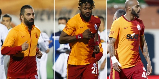 Galatasaray'da iç transfer hareketliliği