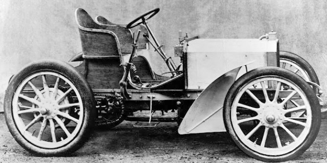 Mercedes is 120 years old