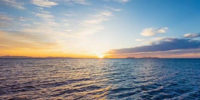 Akdeniz'de deniz suyu sıcaklığı 2 derece arttı