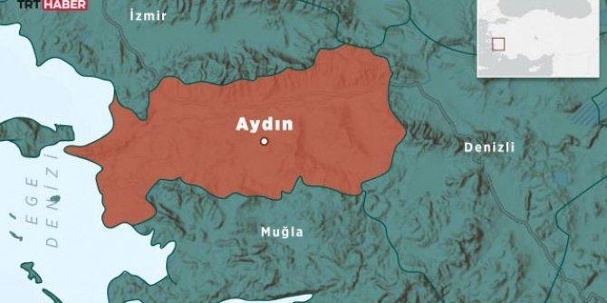 Aydın'da 3,7 büyüklüğünde deprem