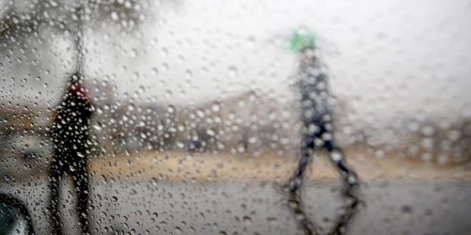 Marmara'da aralıklı yağmur bekleniyor