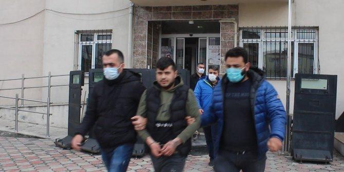 Suçsuz vatandaşı vuran zanlılar, 24 saat geçmeden yakalandı