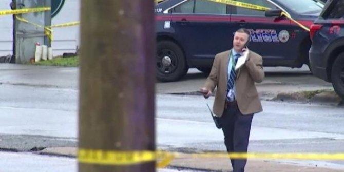 Washington'da silahlı saldırı: 4 yaralı