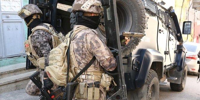 Hava destekli 'Narko-Şahin-27' operasyonunda 29 şüpheli yakalandı