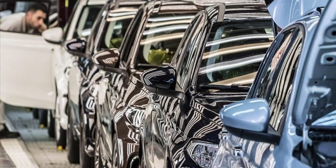 Martta en fazla ihracat otomotiv endüstrisinde gerçekleşti