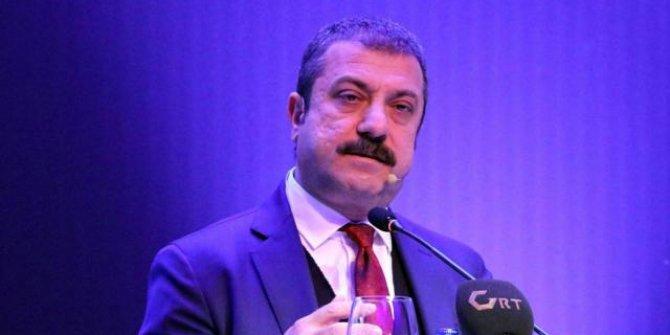 Merkez Bankası Başkanı yatırımcı toplantısında konuştu