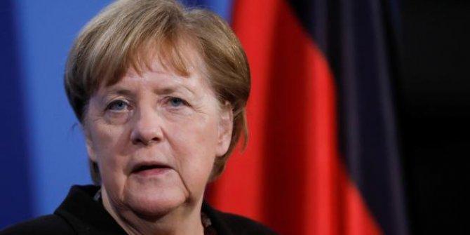 Almanya Başbakanı Merkel: Virüsü birlikte yeneceğiz