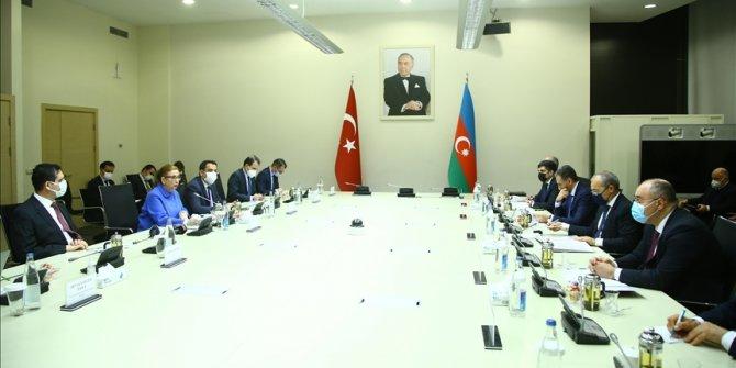'Turkey, Azerbaijan should target free trade agreement'