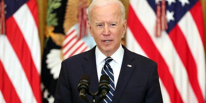 ABD Başkanı Biden, Ürdün Kralı Abdullah ile görüştü