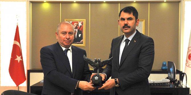 Konyaspor: Murat Kurum'un sonuna kadar yanındayız!