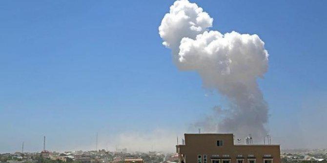 Somali'de iki askeri üsse saldırı