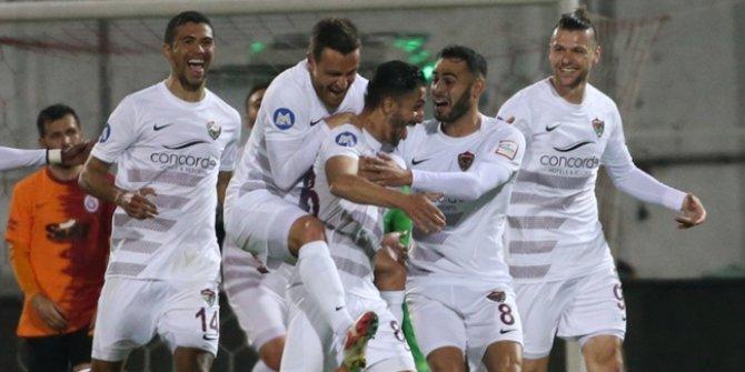 Galatasaray Hatay'da ağır yaralı