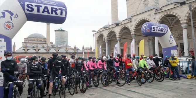 26. Uluslararası Mevlana Bisiklet Turu tamamlandı