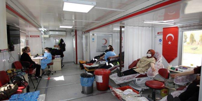Torku'dan kan bağışına destek