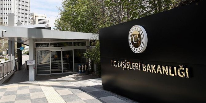 Turkey summons Chinese envoy over embassy's remarks