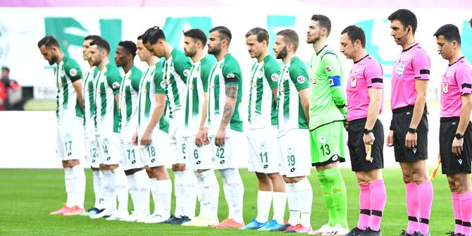 Konyaspor'un kadrosunda tek değişiklik