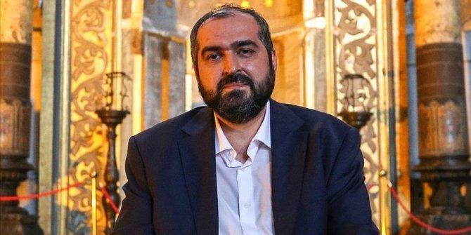 Istanbul: Hagia Sophia imam returning to academia