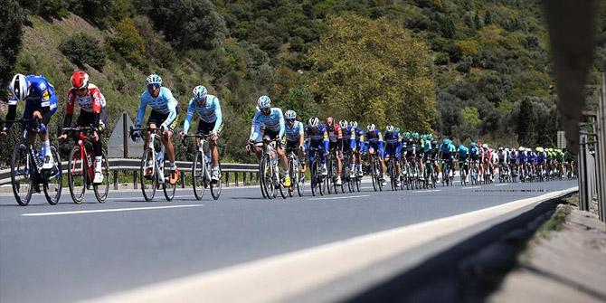 56.Cumhurbaşkanlığı Bisiklet Turu heyecanı