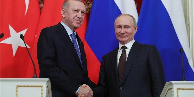Predsjednik Turske Erdogan razgovarao s ruskim kolegom Putinom
