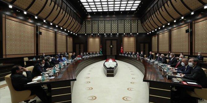 Ankara: Održan prvi sastanak Vijeća za stratešku saradnju na visokom nivou Turske i Libije