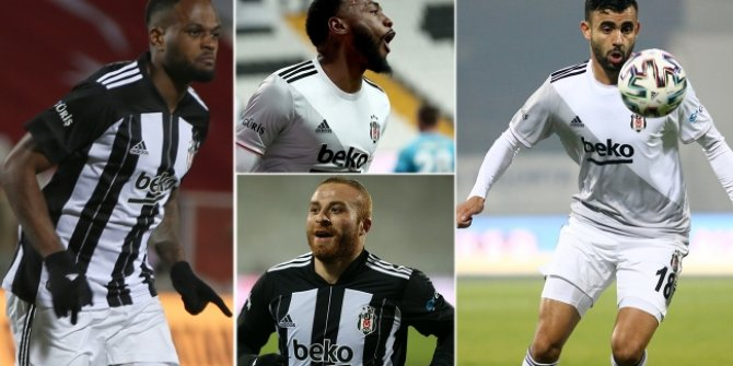 Beşiktaş'ı kanatları sırtlıyor