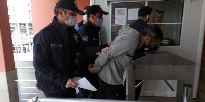 14 yaşındaki kız çocuğunun uygunsuz fotoğrafını çeken şahıs tutuklandı
