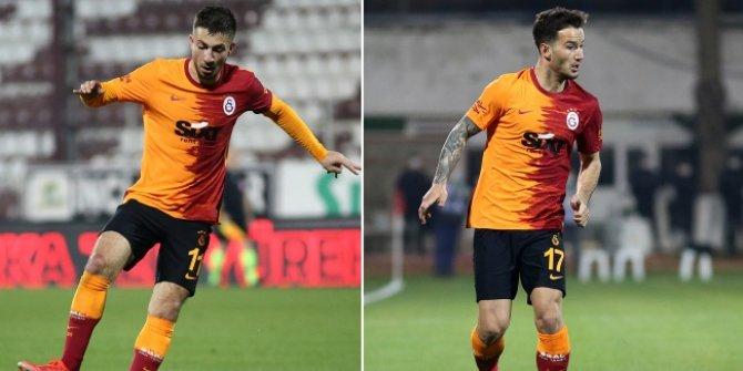 Galatasaray'da forvet sıkıntısı