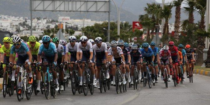 56. Cumhurbaşkanlığı Türkiye Bisiklet Turu sona eriyor