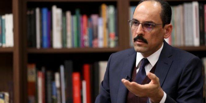 Kalın'dan Erkan Oğur açıklaması: Şaşırdım ve üzüldüm
