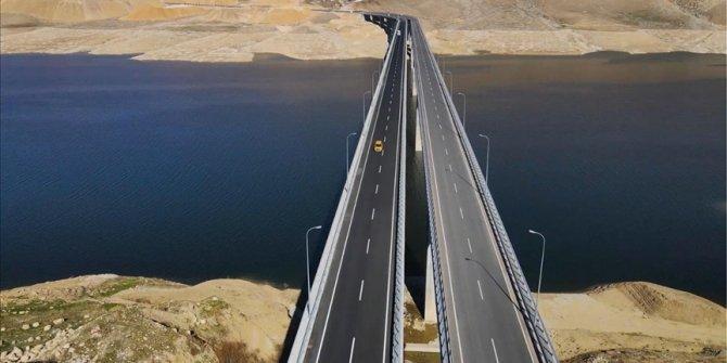 Preko rijeke Tigris: Otvoren jedan od najdužih mostova u Turskoj