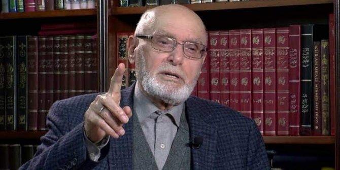 Prof. Dr. Ali Özek hoca vefat etti