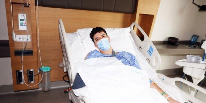 Altay Bayındır ameliyat oldu