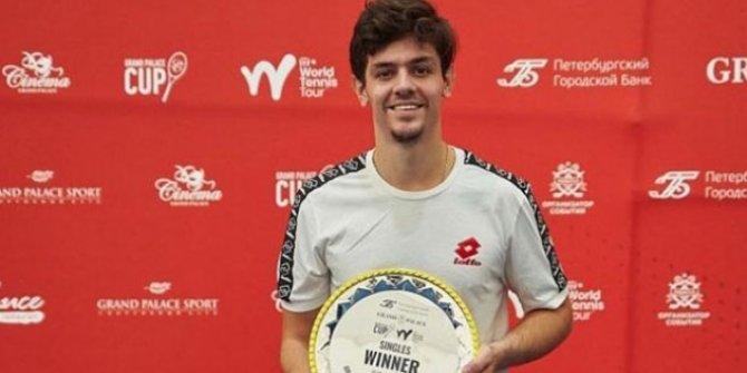 Milli tenisçi Yankı Erel Rusya'da birinci oldu