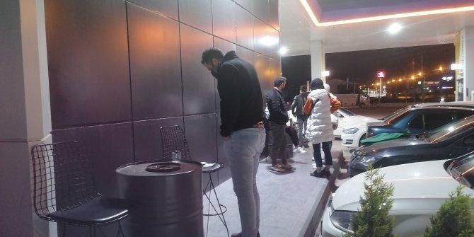 Petrol istasyonunda kahve 44 bin 100 TL'ye mal oldu