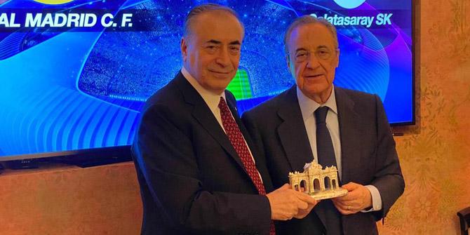 Galatasaray Başkanı Mustafa Cengiz'den Avrupa Süper Ligi açıklaması!