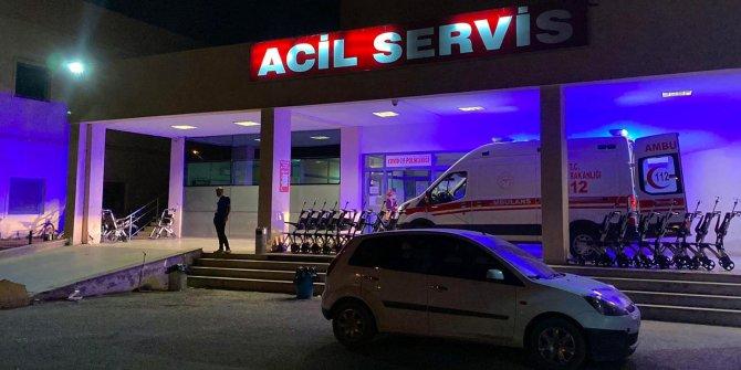Filyasyon ekibi dönüş yolunda kaza yaptı: 3 yaralı