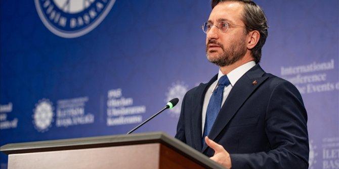 Fahrettin Altun: Armenski navodi su kleveta koja se hrani političkim obračunima