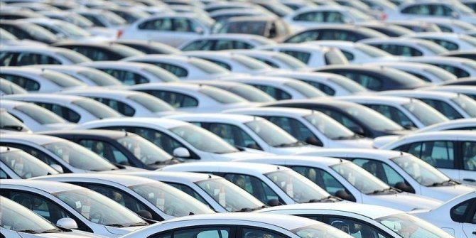 Turkey's road motor vehicle registrations jump in March