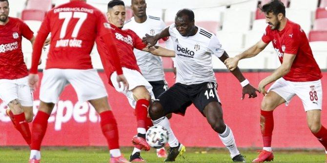 Vincent Aboubakar yarıda bıraktı