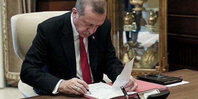 Cumhurbaşkanı kararıyla 6 üniversiteye rektör atandı