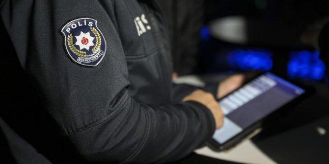 Ruhsatsız işletilen mekana baskın: 14 kişiye 51 bin lira ceza