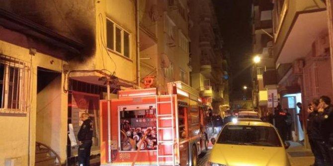 Aydın'da müstakil evde yangın: 1 yaralı