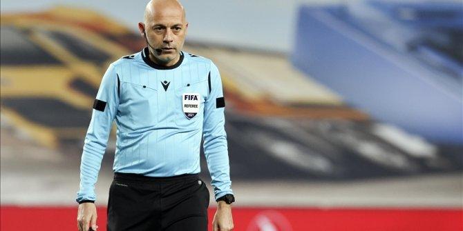 Cüneyt Çakır'ın 3. Avrupa Şampiyonası gururu