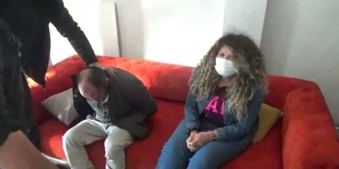 Kolombiyalı hırsızlık çetesinden 25 milyon liralık vurgun