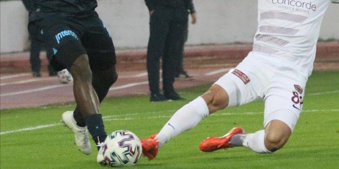 Hatayspor, Süper Lig'de yarın Konyaspor'a konuk olacak