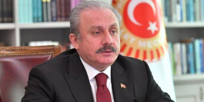 TBMM Başkanı Şentop, Azerbaycanlı mevkidaşı ile görüştü